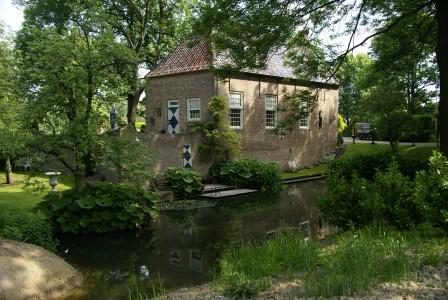 Koetshuis Slot Liesveld